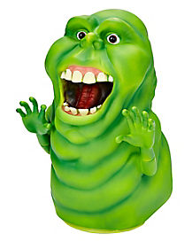 10 Inch Light Up Slimer Table Turner - Ghostbusters