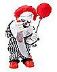 Animated Terror Clown - Decorations