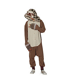 Adult Sloth Pajama Costume
