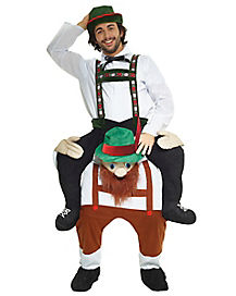 Oktoberfest Adult Man Costume