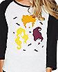 Sanderson Sisters Hairstyles Long Sleeve T Shirt – Hocus Pocus