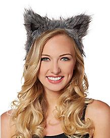 Wolf Ear Headband