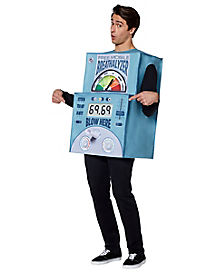 Adult Breathalyzer Costume