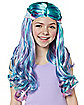 Kids Mermaid Wig