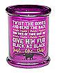 I Put A Spell On You Candy Jar 14 oz. - Hocus Pocus