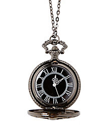 Skeleton Ribcage Pocket Watch