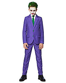 Kids The Joker Party Suit - DC Comics