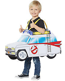 Toddler Ghostbusters Car Piggyback Costume