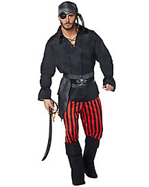 Adult Pirate Costume