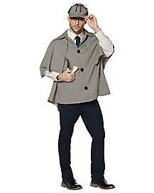 Adult Detective Costume