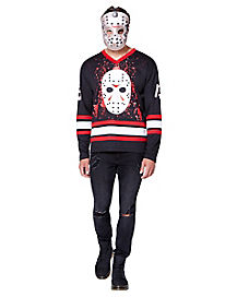 Jason Voorhees Hockey Jersey - Friday the 13th