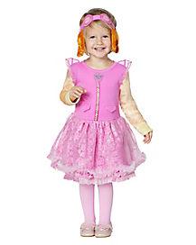 Baby Skye Dress Costume - PAW Patrol