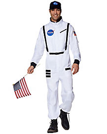 Adult NASA Jumpsuit Costume