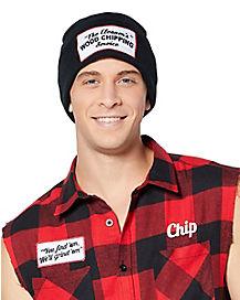 Redneck Wood Chipping Service Beanie Hat