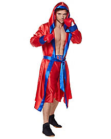 Adult Boxer Costume