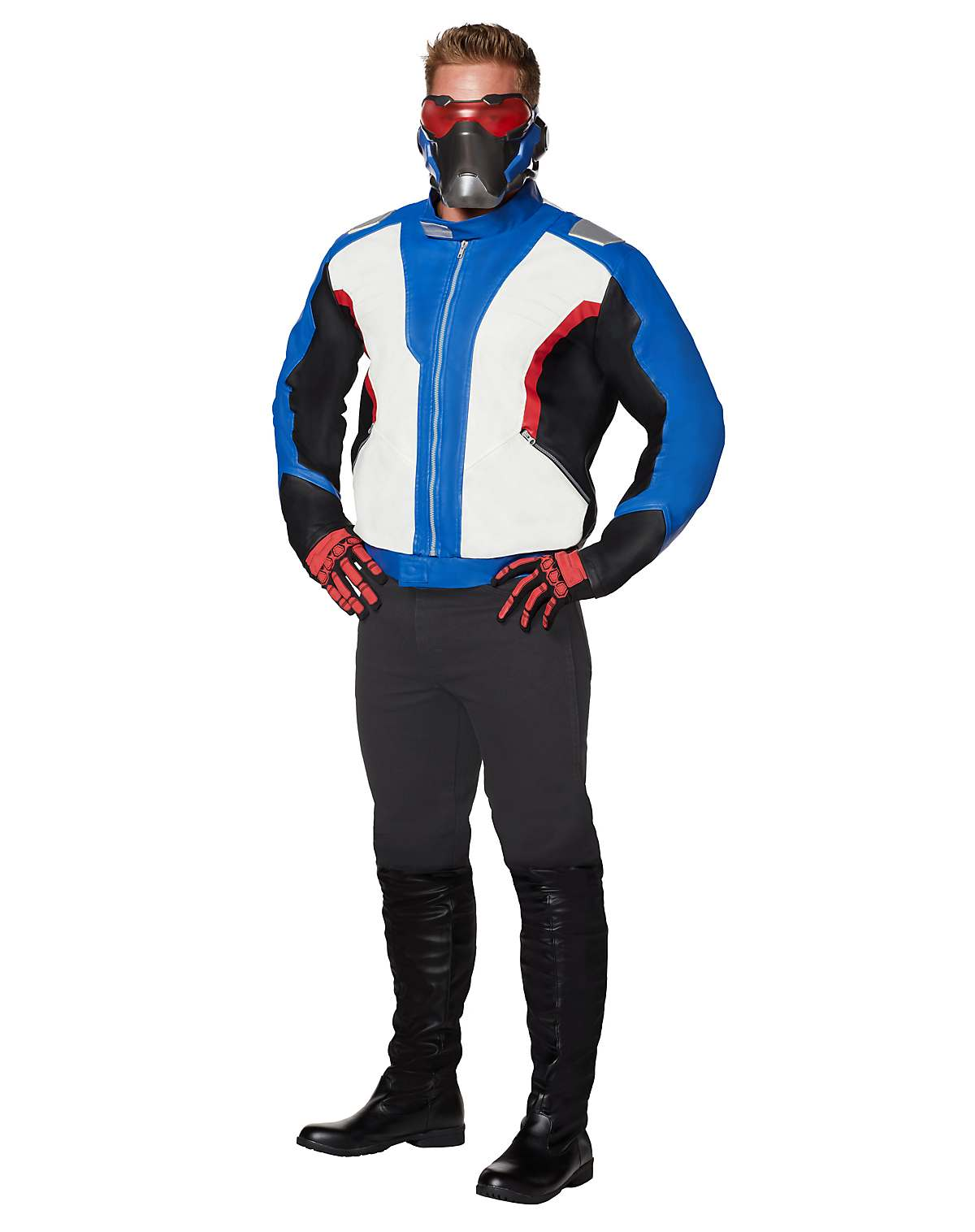Soldier 76 Jacket   Overwatch Costumes
