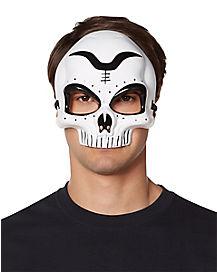 Witch Doctor Skeleton Mask