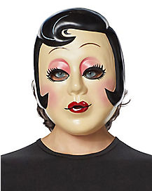 Pinup Girl Mask - The Strangers Prey At Night