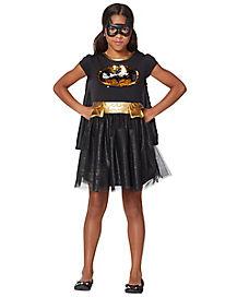Kids Batgirl Dress Costume - DC Comics