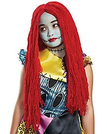 kids sally wig the nightmare before christmas - Sally Nightmare Before Christmas Wig