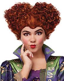 Tween Winifred Sanderson Wig - Hocus Pocus