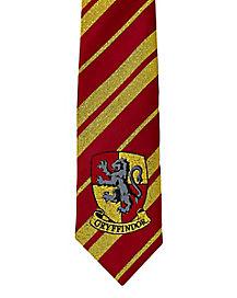 Kids Hogwarts Gryffindor Tie - Harry Potter