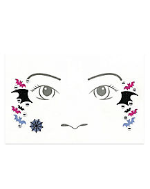 Kids Vampirina Face Decal - Disney