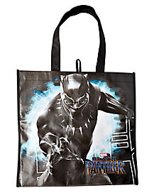 Light Up Black Panther Tote Bag - Marvel