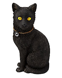 10 Inch Black Cat - Decorations
