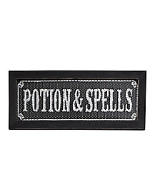 20 Inch Potions and Spells Sign - Decorations
