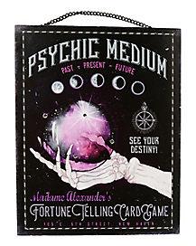 10 Inch LED Tarot Psychic Sign Decorations - Sundance
