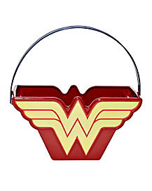 Wonder Woman Bucket - Warner Brothers