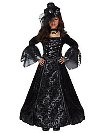 Kids Victorian Spirit Costume