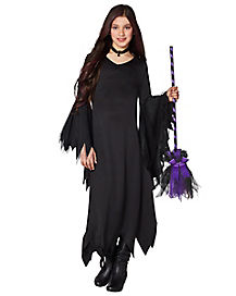 Kids Basic Witch Costume