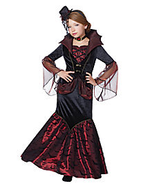 Kids V&iress Costume - The Signature Collection  sc 1 st  Spirit Halloween : gothic halloween costumes  - Germanpascual.Com