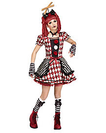 Kids Marionette Doll Costume