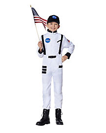 Kids NASA Jumpsuit Costume