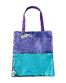 Mermaid Reversible Sequin Tote Bag
