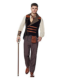 Adult Steampunk Costume - The Signature Collection