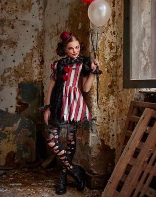 Spirit Halloween Clown Costumes Kids.Kids Killer Clown Costume Spirithalloween Com