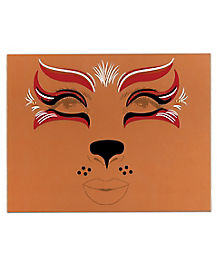 Fox Face Decal