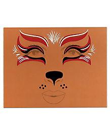 Fox Face Decal