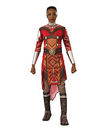 Adult Dora Milaje Costume - Black Panther  sc 1 th 251 : places that sell halloween costumes  - Germanpascual.Com