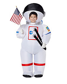 Kids NASA Inflatable Costume