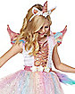 Kids Rosy Unicorn Costume