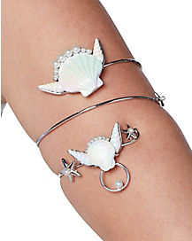 Mermaid Shell Armband