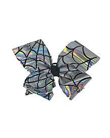 Holographic Spiderweb Bow - JoJo Siwa