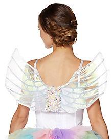 White Unicorn Wings
