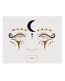 Gypsy Face Decal