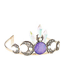 Jeweled Gypsy Crown